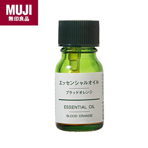 [무인양품MUJI]에센셜오일 블루드오렌지 (10ml/30ml)