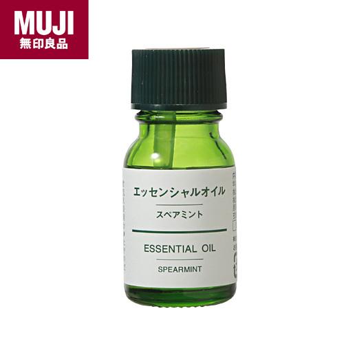 [무인양품MUJI]에센셜오일 스피아민트 (10ml/30ml)