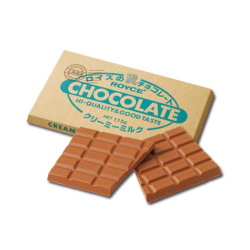 로이스 바 초콜릿(크림 밀크)