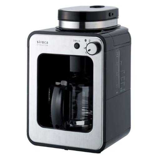 [siroca crossline]자동 커피 메이커