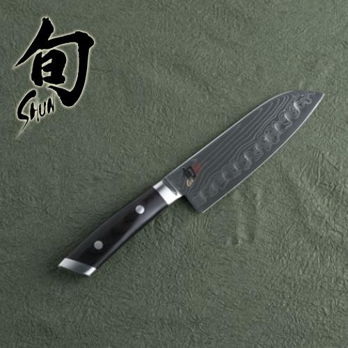 [旬Shun-슌] kaji 다용도 나이프(딤플) 180mm